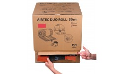 CARTON DUO-ROLL 240 MM x 50 M ANTHR
