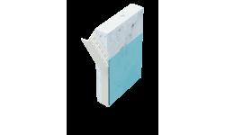 Profilé de finition cintrable PERFECT en PVC